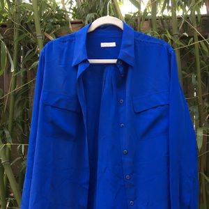 Equipment size M cobalt blue